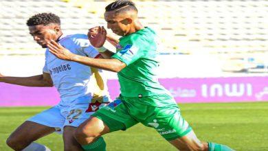 صورة الديربي رقم 129 يؤول للوداد البيضاوي بثانية دون رد -فيديو