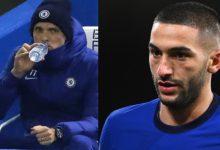 صورة الشعور بالإحباط.. تقارير إنجليزية تكشف ردود فعل توخيل تجاه زياش خلال مباراة ساوثهابتون