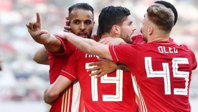 صورة ثنائية العربي تساهم في تأهل أولمبياكوس لنهائي كأس اليونان -فيديو