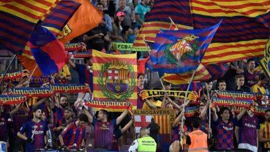 """صورة مع ارتفاع إثارة """"الليغا""""..  الجماهير تعود إلى مدرجات الملاعب الإسبانية"""