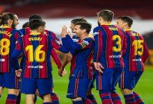 صورة برشلونة يستعيد لاعبه المصاب قبل مواجهة أتلتيكو مدريد