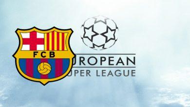 """صورة برشلونة يصدر بيانا خاصا بـ """"دوري السوبر الأوروبي"""""""