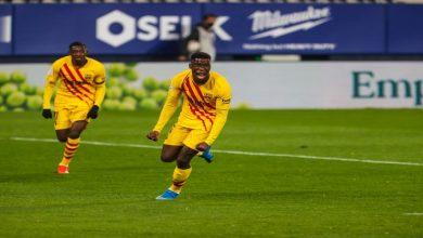 صورة برشلونة يتخذ قرارا جديدا بخصوص لاعبيه المسلمين