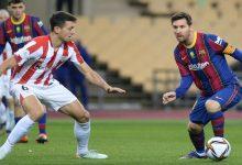 صورة الموعد والقنوات الناقلة لنهائي كأس إسبانيا بين برشلونة وأتليتك بيلباو