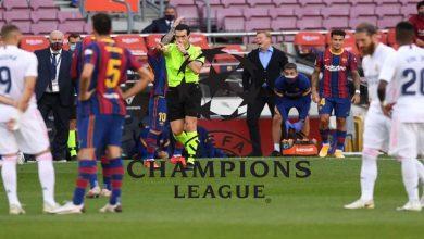 صورة تصريح تيباس يهدد مشاركة ريال مدريد وبرشلونة في دوري أبطال أوروبا بالموسم القادم