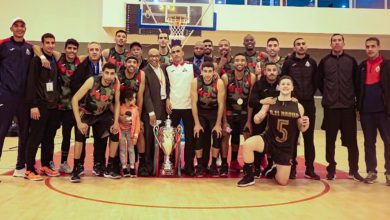 صورة الجيش الملكي يتفوق على جمعية سلا ويتوج بلقب كأس العرش لكرة السلة
