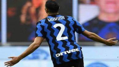 صورة حكيمي يدخل دائرة اهتمام بطل دوري أبطال أوروبا