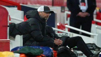 """صورة كلوب منتقصا فريقه: """"ليفربول لا يستحق التأهل إلى دوري أبطال أوروبا"""""""