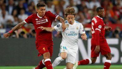 صورة الموعد والقنوات الناقلة لمباراة ريال مدريد وليفربول في أبطال أوروبا