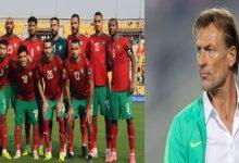 """صورة بذكريات """"المونديال"""" والـ""""كان"""".. المنتخب المغربي يلاقي رونار في كأس العرب 2021"""