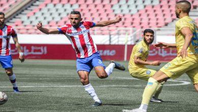 صورة العلوي يبدي استغرابه من الأهداف التي تلقاها الزمامرة أمام المغرب التطواني