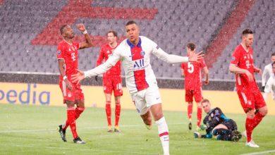 صورة ملخص مباراة بايرن ميونيخ وباريس سان جيرمان في دوري الأبطال