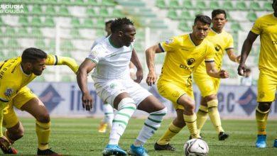 صورة مولودية وجدة يحقق انتصاره الأول في البطولة على حساب المغرب الفاسي -فيديو