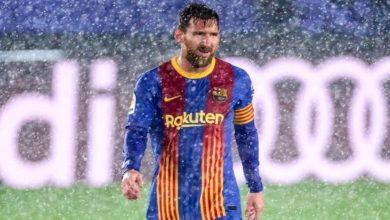 صورة هل تكون مباراة بيلباو آخر نهائي لميسي مع برشلونة ؟
