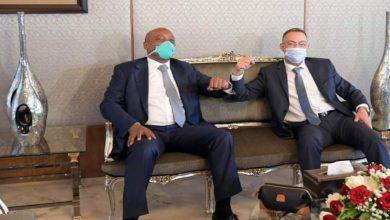 """صورة موتسيبي مبديا ثقته بالمغرب: """"نراهن على تألق المنتخب المغربي في المونديال"""""""