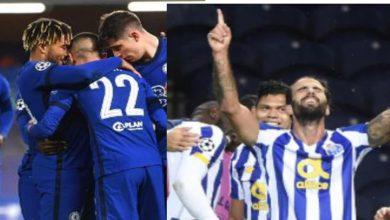 صورة الموعد والقنوات الناقلة لمباراة تشيلسي وبورتو في دوري أبطال أوروبا