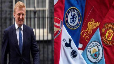 """صورة وزير الرياضة البريطاني يعلن الحرب ويطمئن معارضي الـ""""سوبر ليغ"""""""
