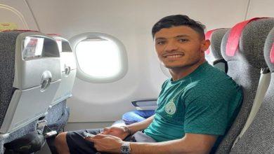 صورة الرجاء الرياضي يكشف عن تفاصيل رحلته لمصر -فيديو