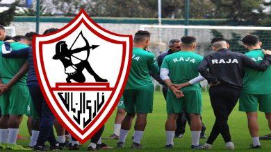 صورة الزمالك يهتم بنجم الرجاء ويعرض لاعبه المغربي على الفريق
