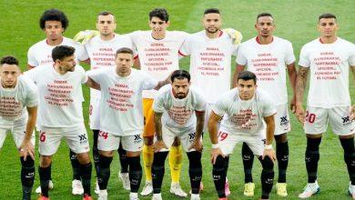 صورة مباراة إشبيلية وإسبانيول.. لوبيتيغي يعتمد على نجميه المغربيين