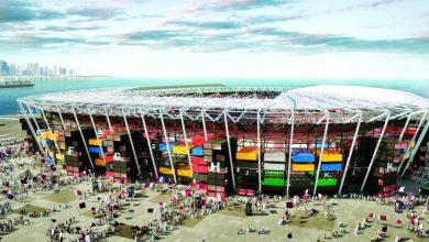 """صورة قطر تقترب من تشييد ملعب """"قابل للتفكيك"""""""