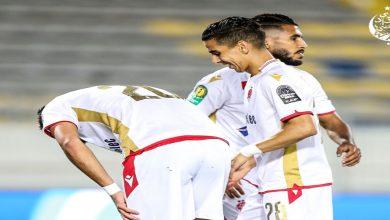 صورة نجم الوداد الرياضي حاضر في تشكيلة الجولة السادسة من عصبة الأبطال