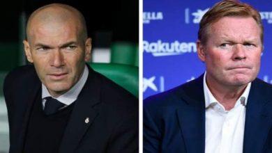 """صورة ريال مدريد يُوجه رسالة """"قوية"""" لبرشلونة تَهم مباراة """"الكلاسيكو"""""""