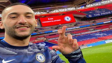صورة مبديا سعادته.. زياش يُعلق على هدفه أمام مانشستر سيتي