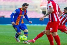 صورة التعادل السلبي يحسم قمة برشلونة وأتلتيكو مدريد