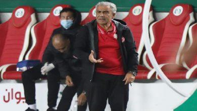 صورة البنزرتي يحدد سبب الفوز المتأخر على مولودية الجزائر