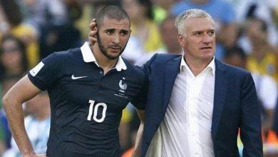 """صورة تقارير فرنسية.. بنزيما مفاجأة ديشامب المرتقبة في """"يورو 2020"""""""