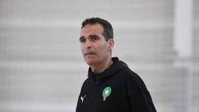 """صورة الدكيك: """"قدمنا كل ما لدينا.. ووجب مواصلة العمل وتطوير هذه الرياضة في المغرب"""""""