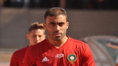صورة توضيح إمكانية انضمام حمد الله للمنتخب المغربي المشارك في كأس العرب