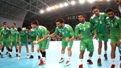 """صورة """"قرار"""" يدفع المنتخب الجزائري للانسحاب من كأس أمم إفريقيا لكرة اليد"""