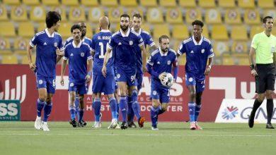 صورة مساهما في انتصار فريقه.. الحداد يتألق ويثير إعجاب متابعي الكرة القطرية- فيديو