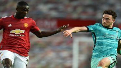 """صورة في مباراة """"مثيرة"""".. ليفربول ينتصر على مانشستر يونايتد بأربعة أهداف مقابل اثنين- فيديو"""