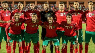 صورة بعد أحداد.. عموتة يستدعي نجما مغربيا آخر من الدوريات العربية