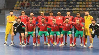 صورة في أولى مبارياته بكأس العرب.. المنتخب المغربي للقاعة يضرب الإمارات بخماسية