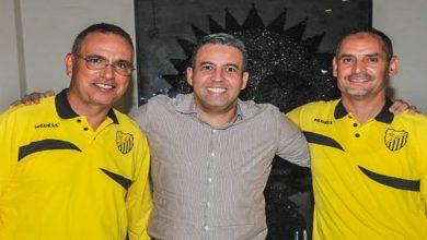 صورة رسميا.. المغرب الفاسي يقدم مدربه الجديد