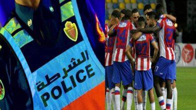 صورة السكر وخرق حظر التجوال يضعان لاعب المغرب التطوان في قبضة المصالح الأمنية