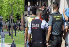 صورة متسببا في اعتقال شقيقه.. لاعب من أصل مغربي يدخل في اشتباك مسلح مع جماهير نومانسيا- فيديو