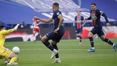 صورة باريس سان جيرمان يحصد لقب كأس فرنسا بعد التغلب على موناكو -فيديو