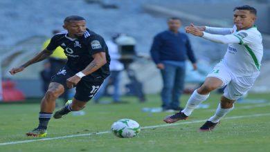 صورة جماهير الرجاء تترقب مصير مباراة الإياب أمام أورلاندو بيراتس