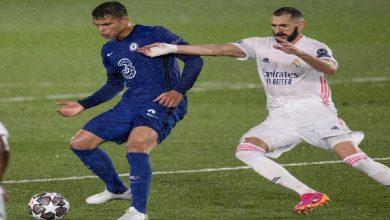 صورة الموعد والقنوات الناقلة لمباراة تشيلسي وريال مدريد في أبطال أوروبا