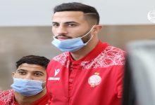 صورة بحضور 23 لاعبا.. بعثة الوداد الرياضي تشد الرحال صوب الجزائر