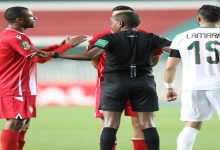 """صورة تعليق """"مثير"""" للبنزرتي على إلغاء هدف الكرتي أمام مولودية الجزائر"""