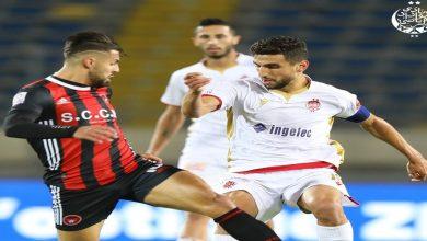 صورة الناصري يحفز اللاعبين بمكافأة لاجتياز عقبة شباب المحمدية