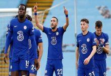 صورة معربا عن سعادته.. زياش يعلق على هدفه على مانشستر سيتي