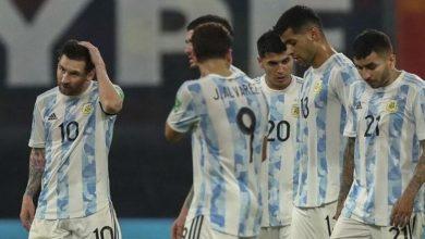"""صورة نصف نهائي """"كوبا أمريكا"""".. تشكيلة الأرجنتين الأساسية أمام كولومبيا"""