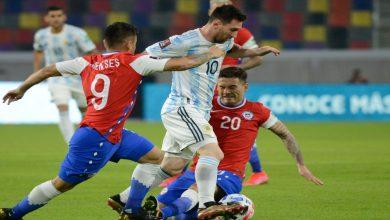 صورة تصفيات كأس العالم.. الأرجنتين تكتفي بالتعادل أمام تشيلي -فيديو